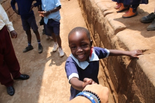Romain Sion Uganda Carolina for Kibera