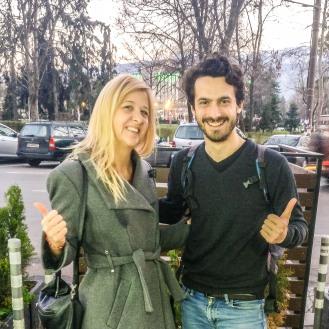 Sara Perrine - CEO Trust for social achievement Sofia Romania
