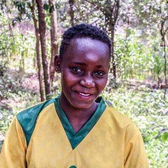 Belinda Professional footballer Nairobi Kenya