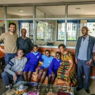 Betty, Founder African Dream Initiative