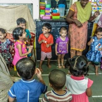 Young Children Apnalaya