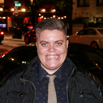 Ashe McGovern Gender Equity New York City USA