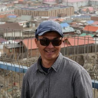 UlziitogtokhSodnOmsenge Founder Social Attraction Park Ulan Bator Mongolia
