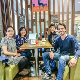 Zola Batkhuyag Women for Change Ulan Bator Mongolia