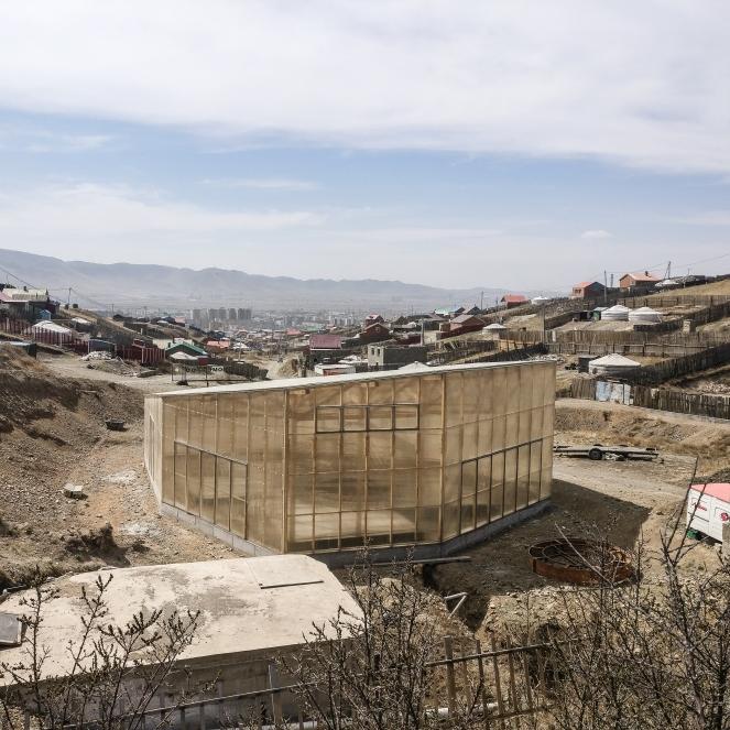 Odgerel EcoTown Mongolia 2