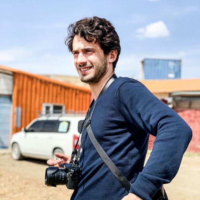 Romain Sion Enkhjin Batjargal CEO Ger Hub 4