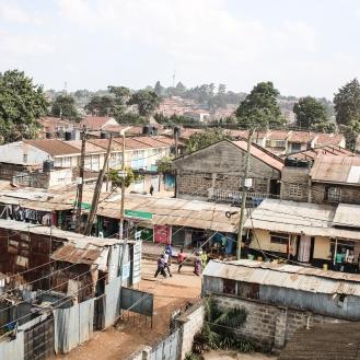 Celestine Carolina For Kibera 5