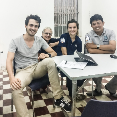 Romain Sion Friends International Cambodia 16