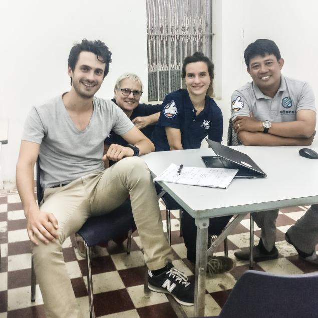 Romain Sion Friends International Cambodia 16