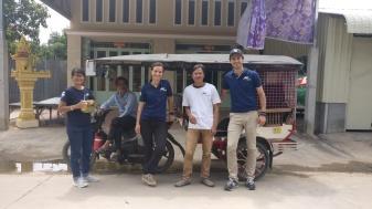 Romain Sion Friends International Cambodia 3