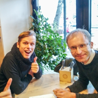 Romain Sion Erkki Kubber & Maybe Jaan Estonian Social Enterprise Network Estonia