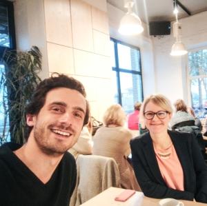 Romain Sion Eva K Ponomarjov Founder at Heroes Estonia