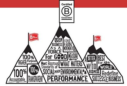 blisce/ becomes the first B Corp™ certified growth venture capital fund in the EU