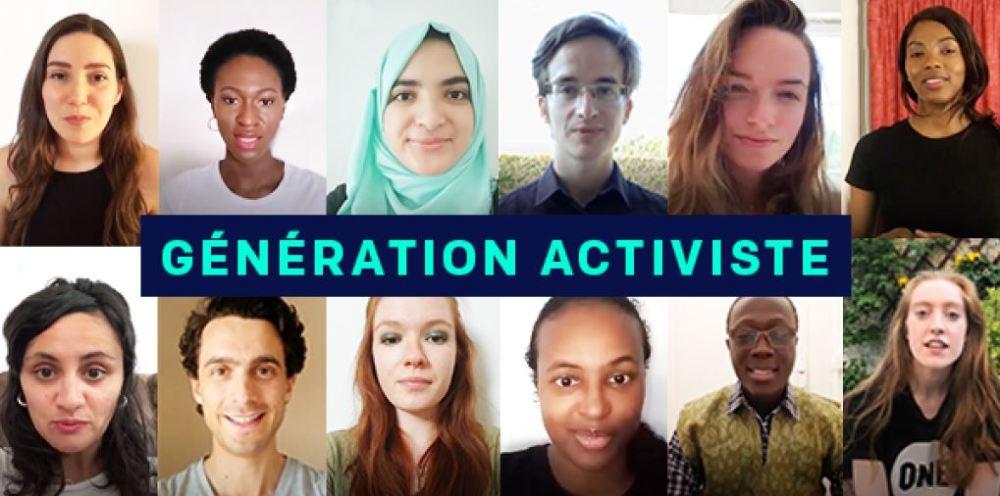 Génération activiste
