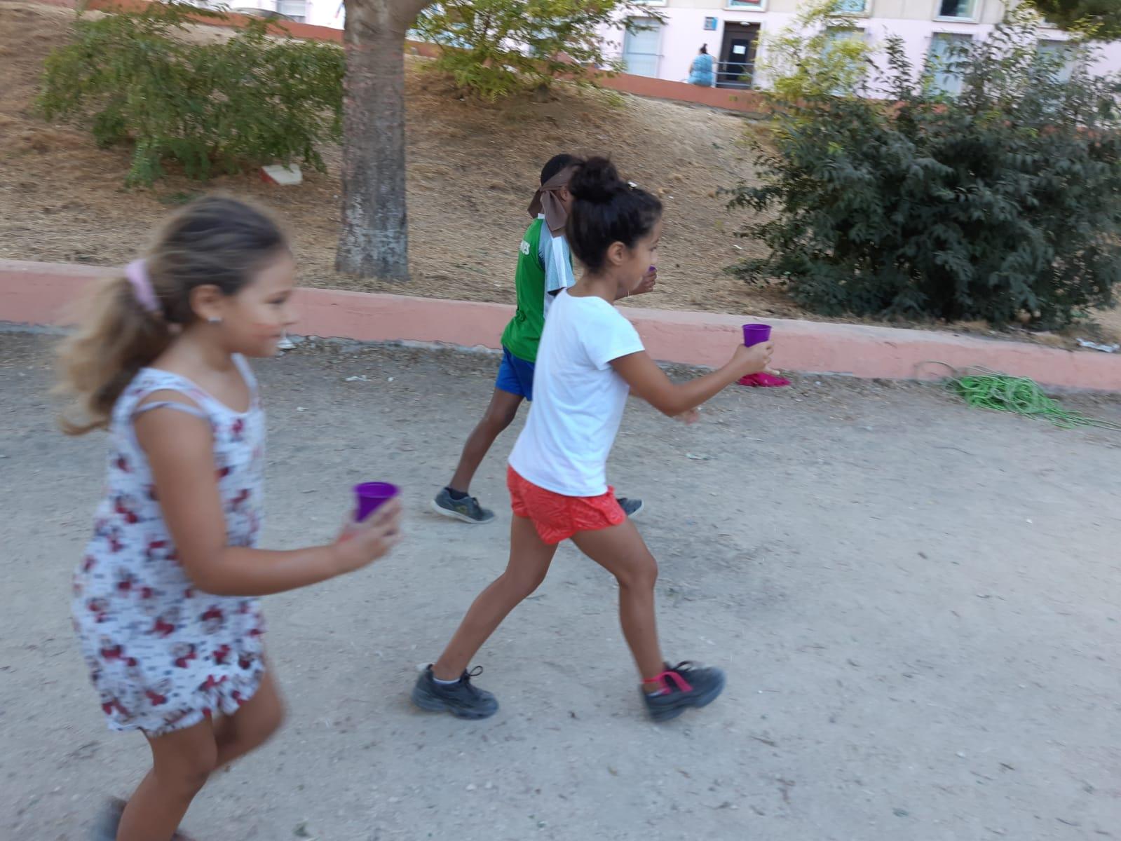 Olympiades activités quartiers Nord Marseille Massabielle