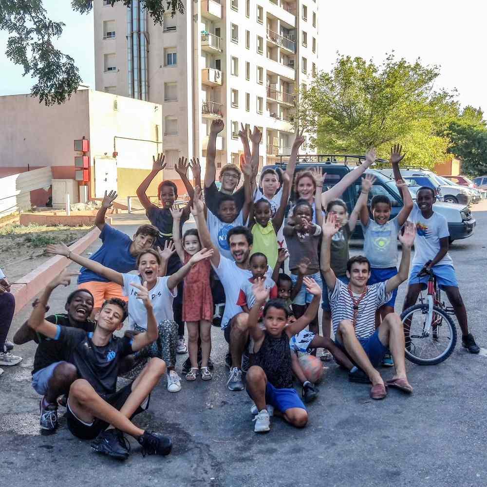 Street activities Massabielle Bellevue Romain Sion