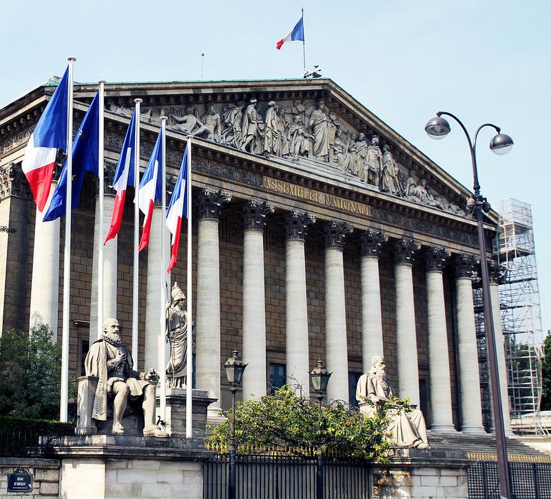 PLF demandes One Parlement Français