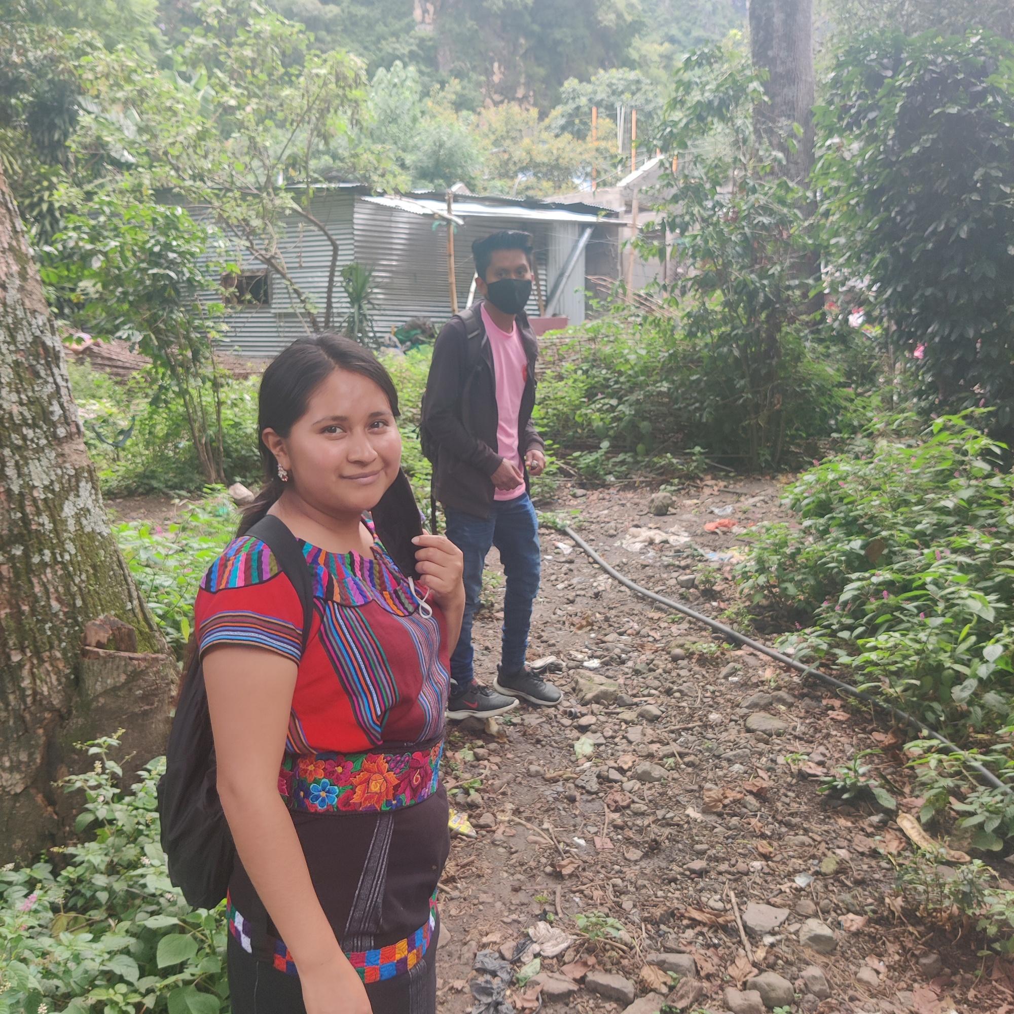 Tomasa Women Empowerment Los Amigos de Santa Cruz Guatemala