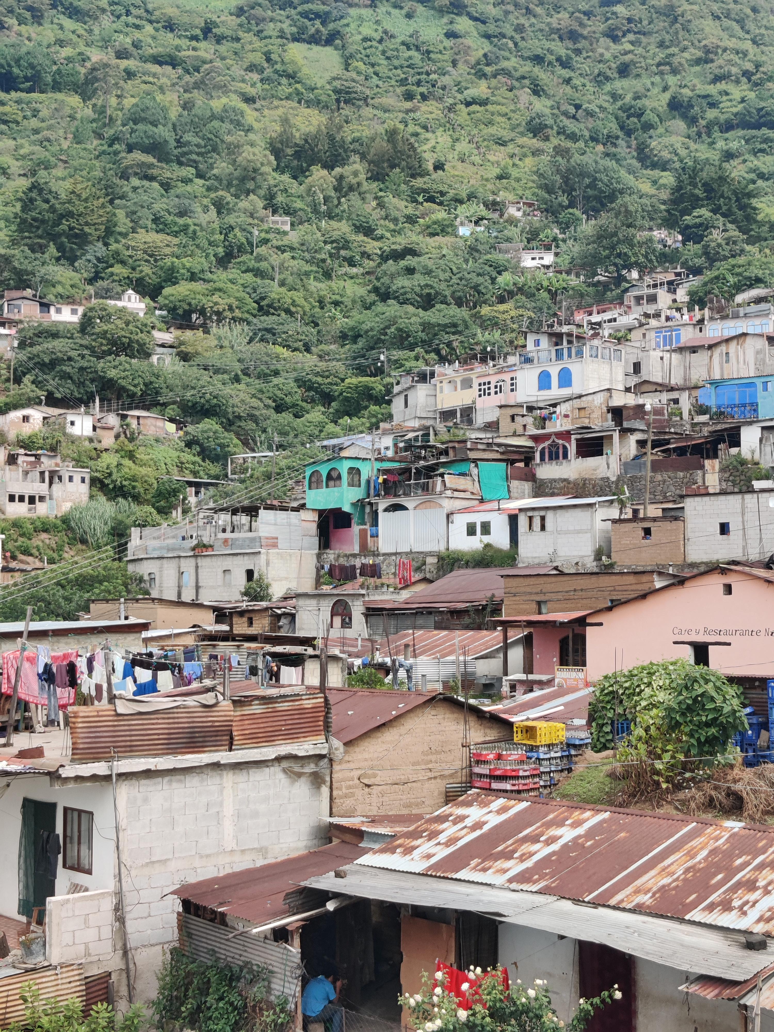 Village Santa Cruz Guatemala