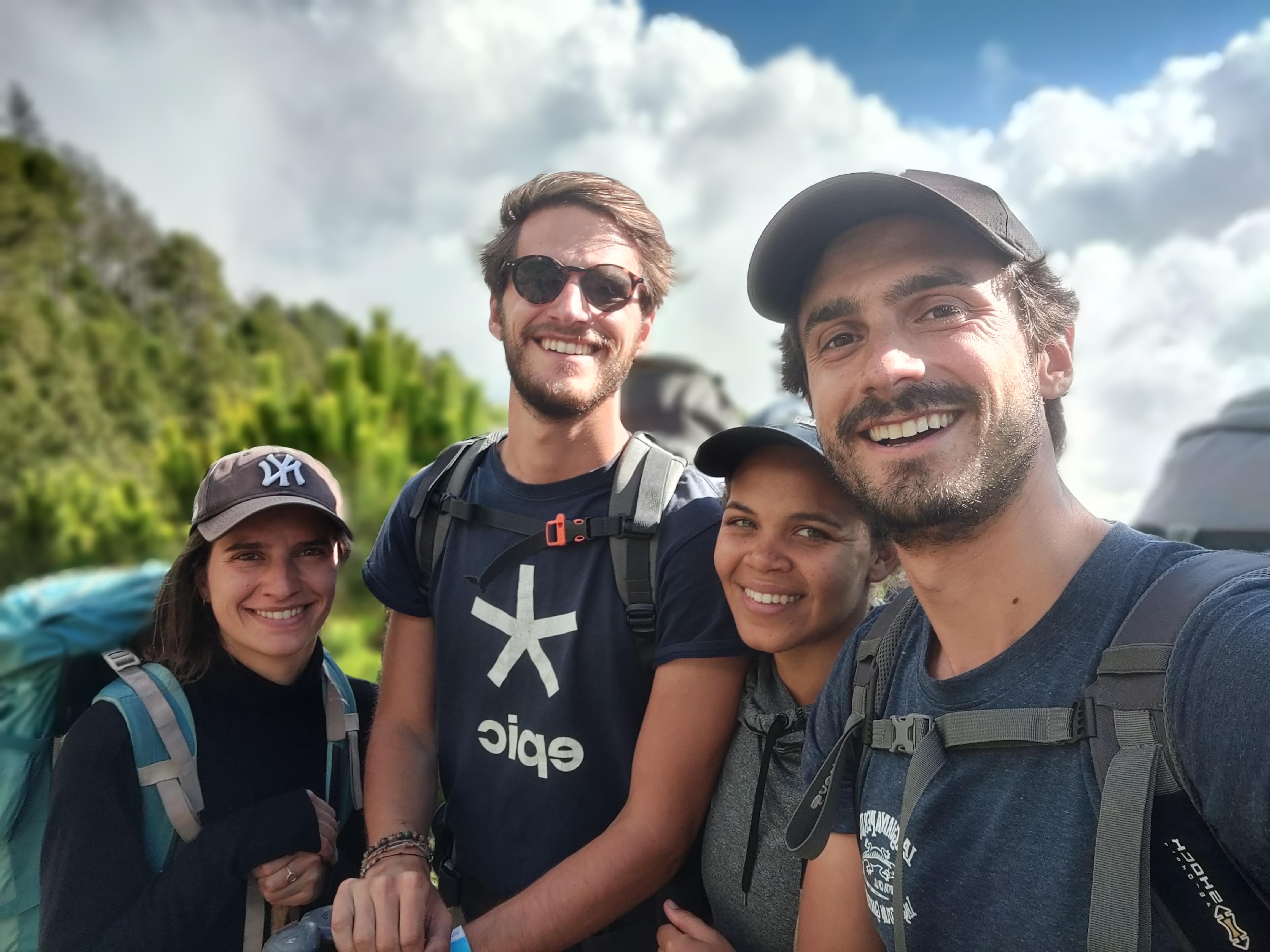 Acatenango Volcano Trekking Romain Sion Guatemala