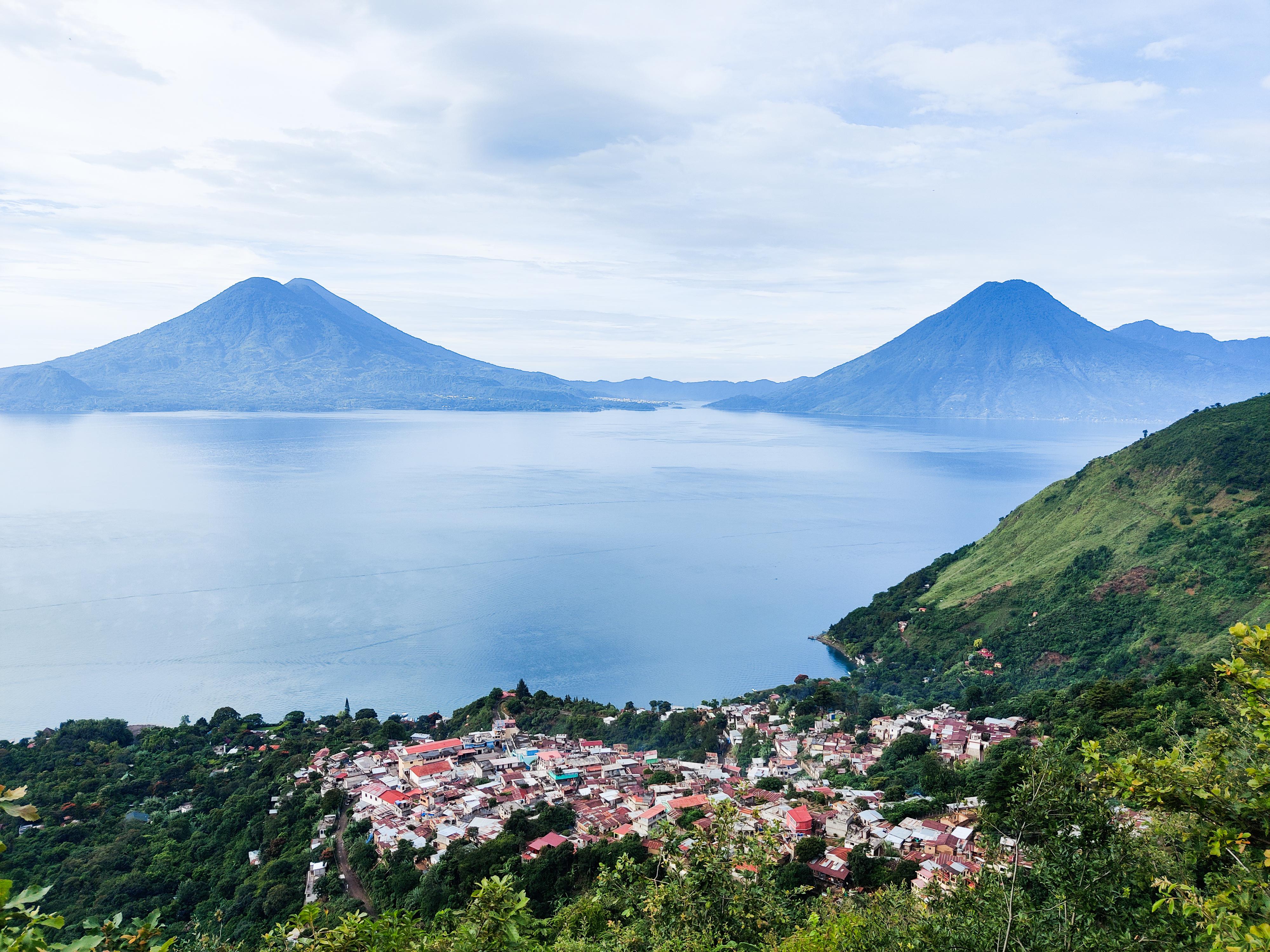 Santa Cruz Atitlan Lake Guatemala